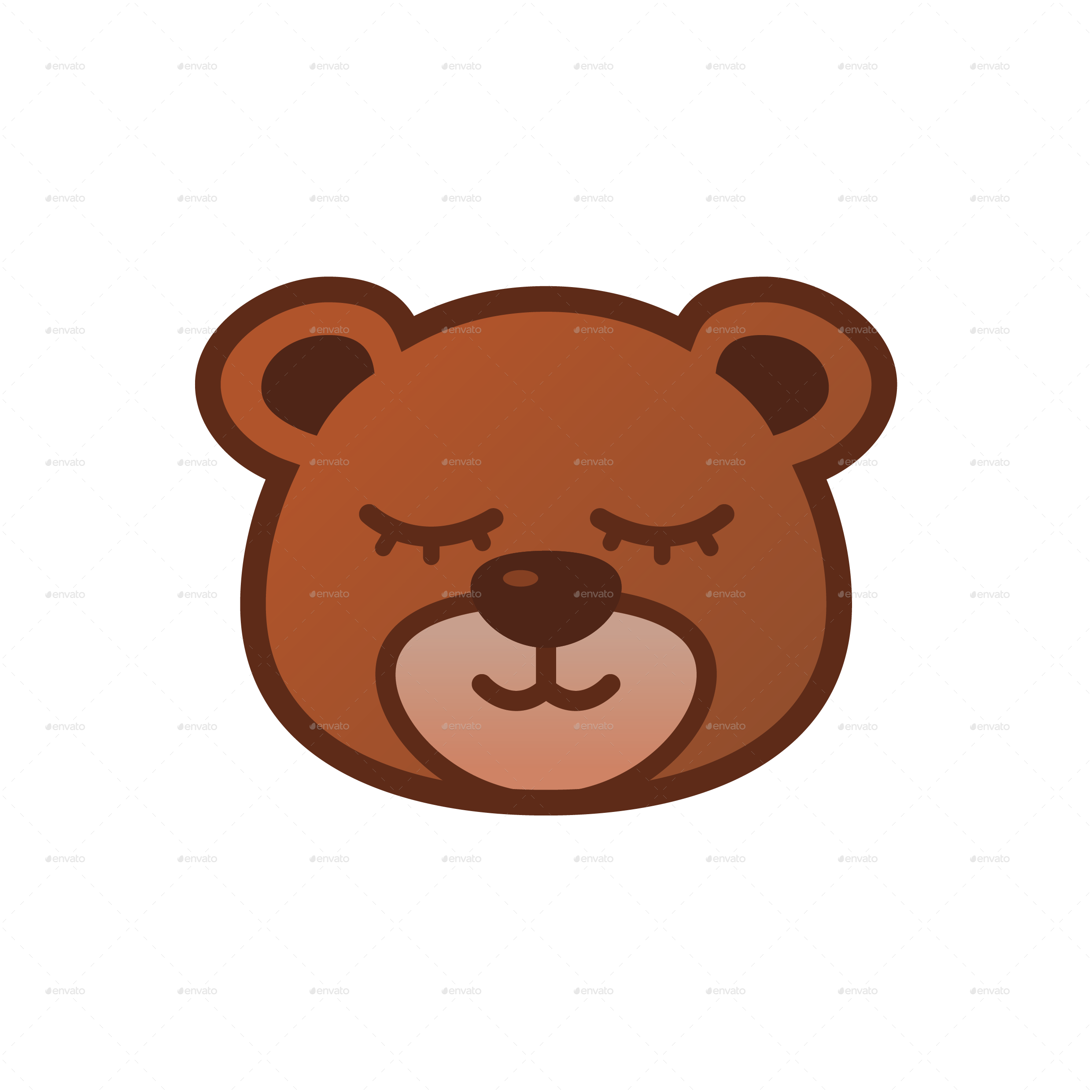 Bear Cute PNG