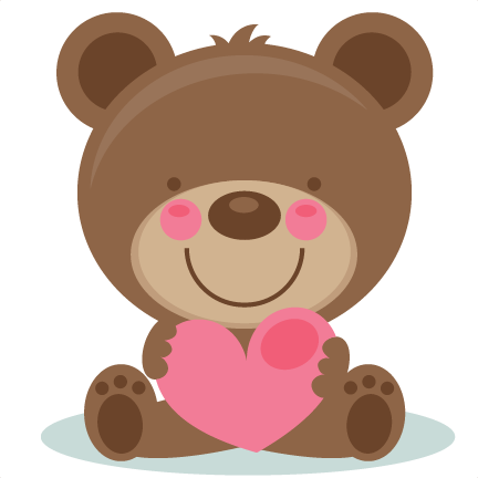 cute bear, Toy Bear, Pillow B