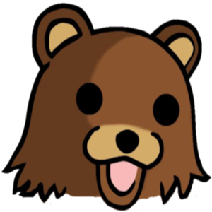 #9648116 Comment - Bear Face PNG HD