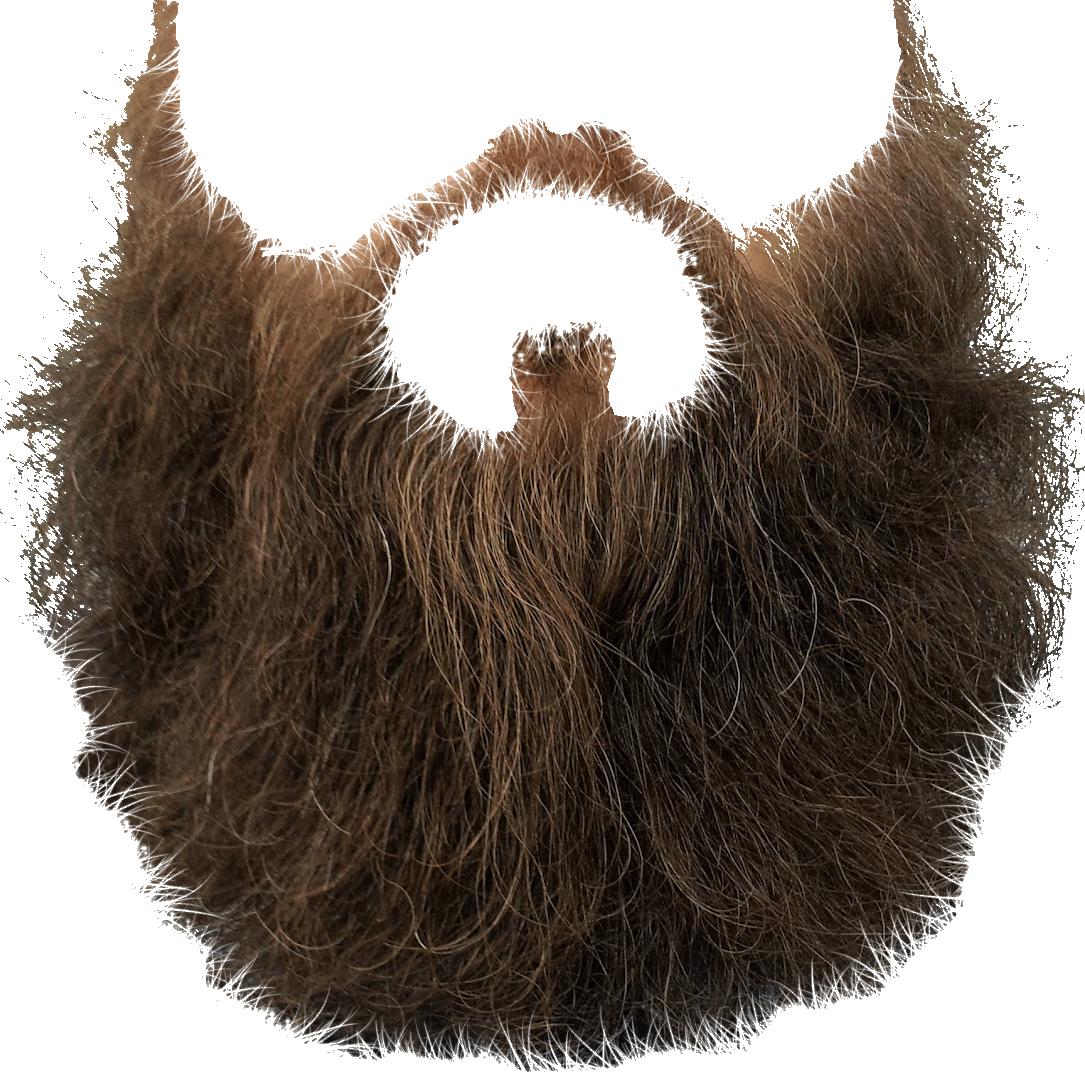 Beard Clip Art Transparent PNG - Beard PNG