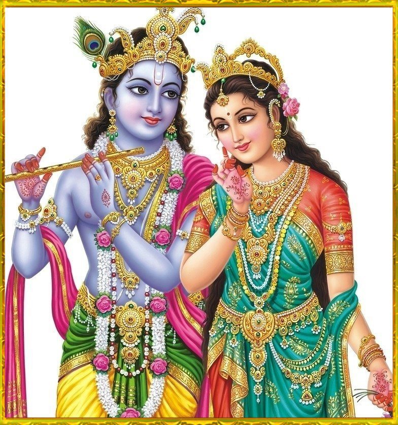 beautiful krishna radha wallpaper radha krishna picture PlusPng.com  - Radha Krishna PNG
