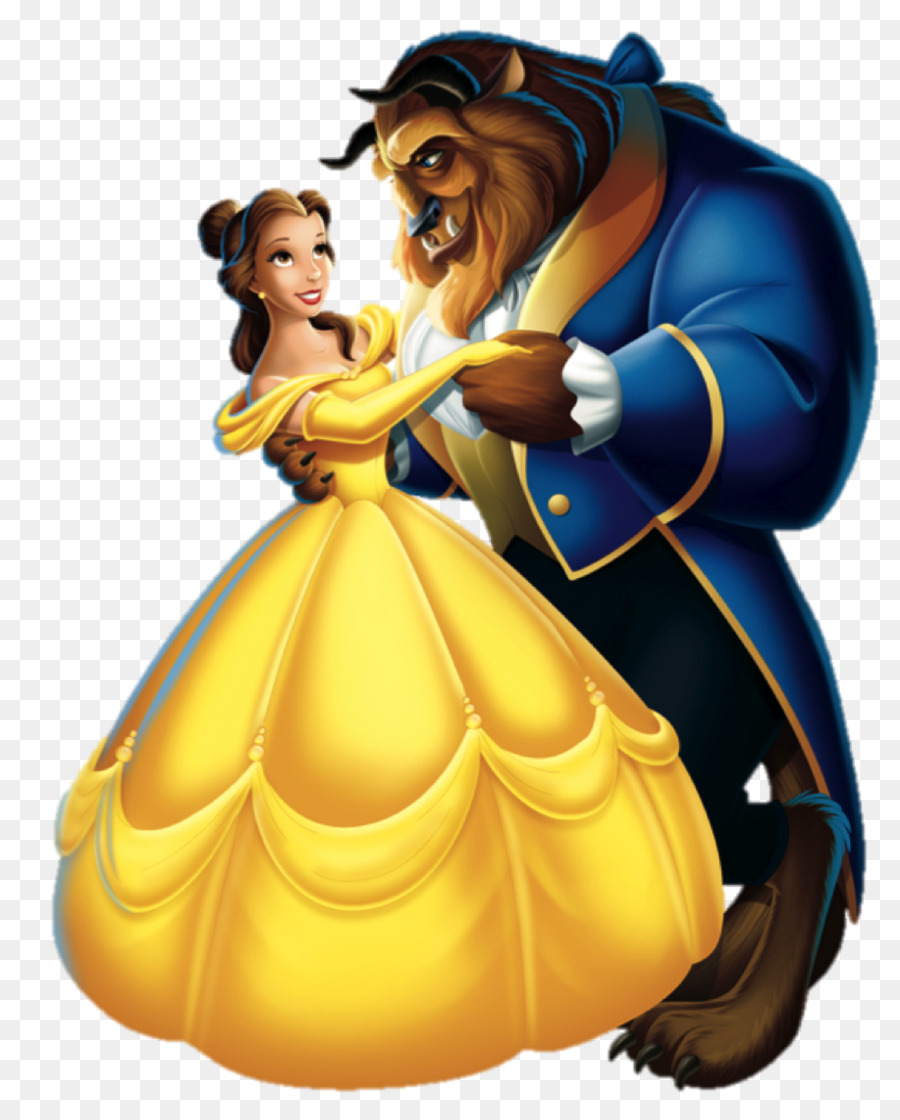 Beauty And The Beast Free PNG - 150130
