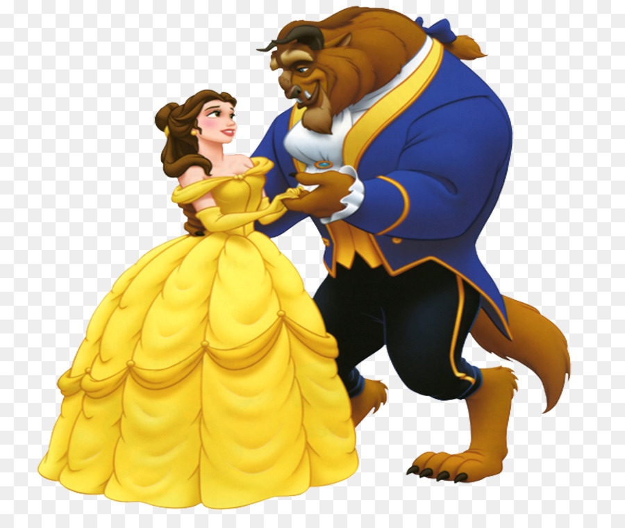 Beauty And The Beast PNG