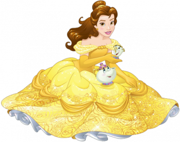 Beauty And The Beast Free PNG - 150141