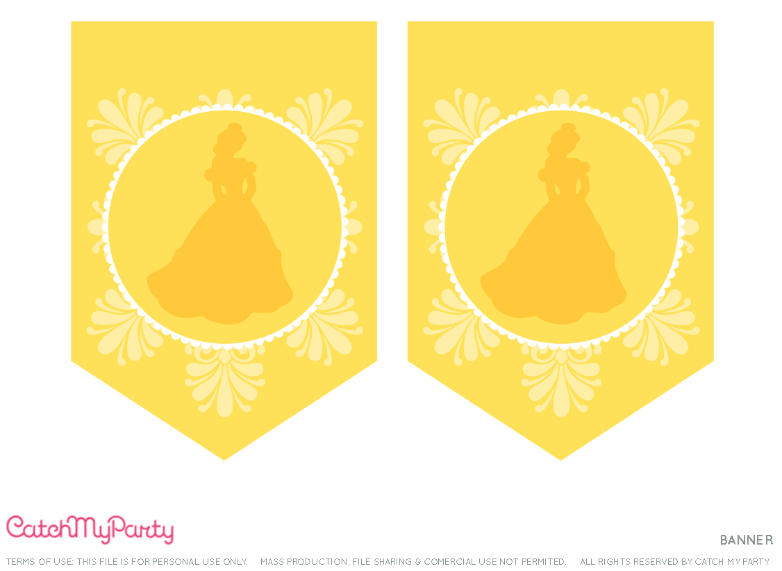 Beauty And The Beast Free PNG - 150143