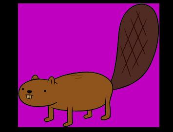 Beaver PNG - 27633