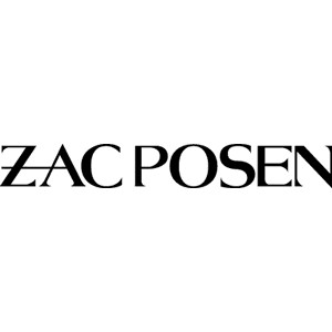 Zac Posen logo, Vector Logo of Zac Posen brand free download (eps, ai - Beckham Logo Vector PNG