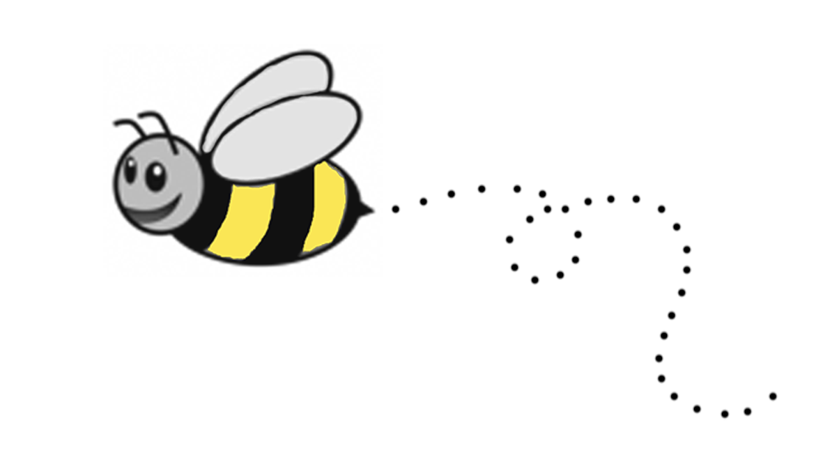 Bee Cute PNG - 156483