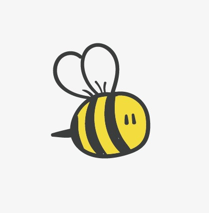 Bee Cute PNG - 156477