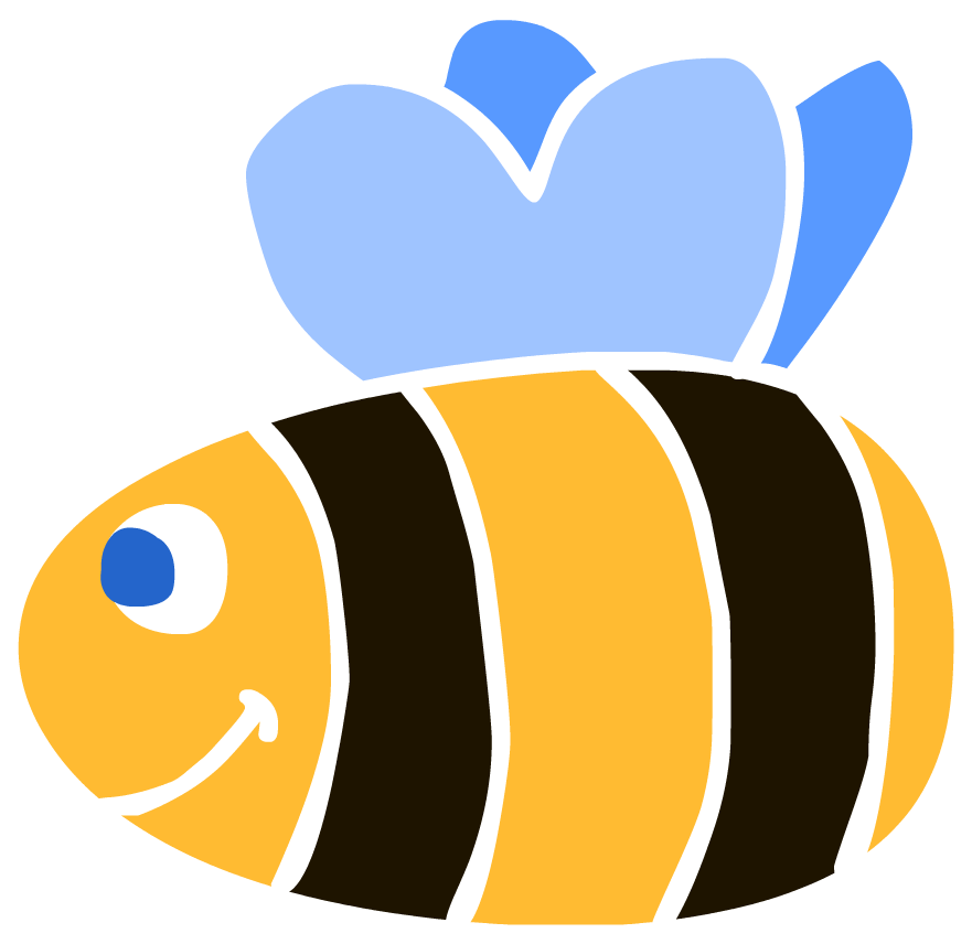 Bee Cute PNG - 156478