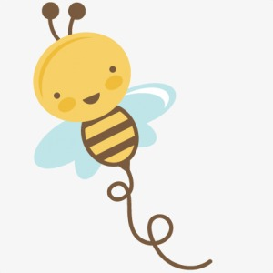 Bee Cute PNG - 156467