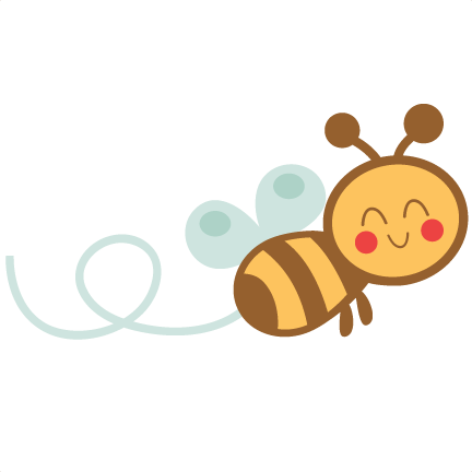 Bee Cute PNG - 156466
