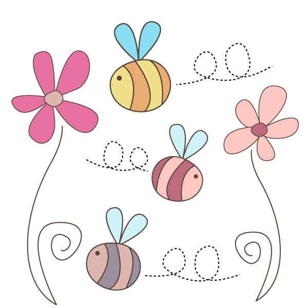 Bee Cute PNG - 156484