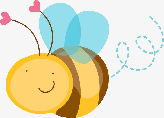 Bee Cute PNG - 156482