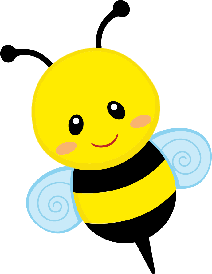 Bee Cute PNG - 156470