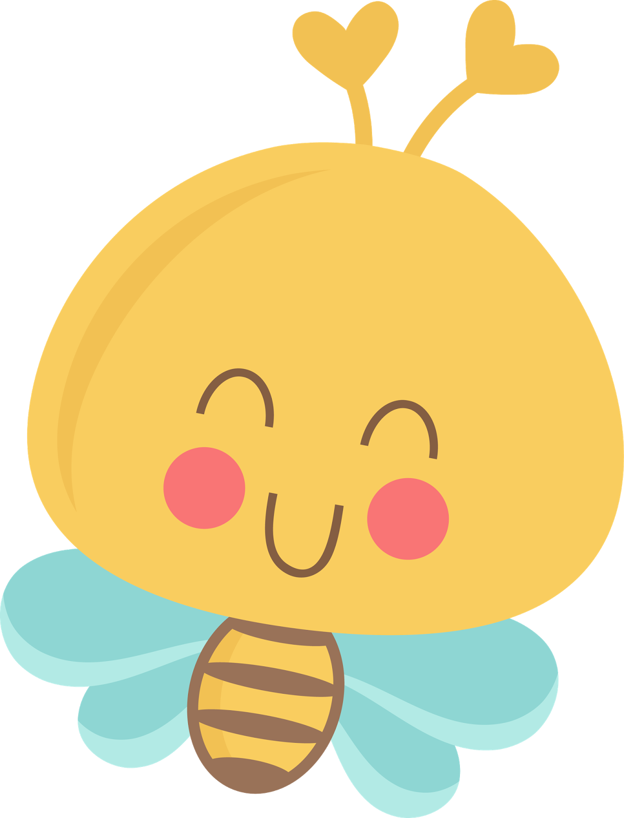 Bee Cute PNG - 156468