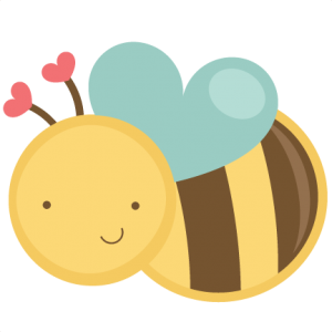 Bee Cute PNG - 156469
