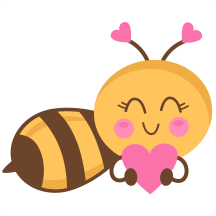 Bee Cute PNG - 156475