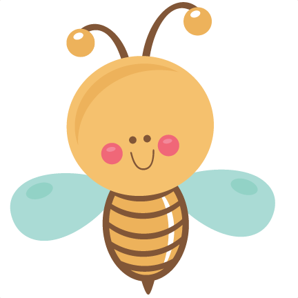 Bee Cute PNG - 156476