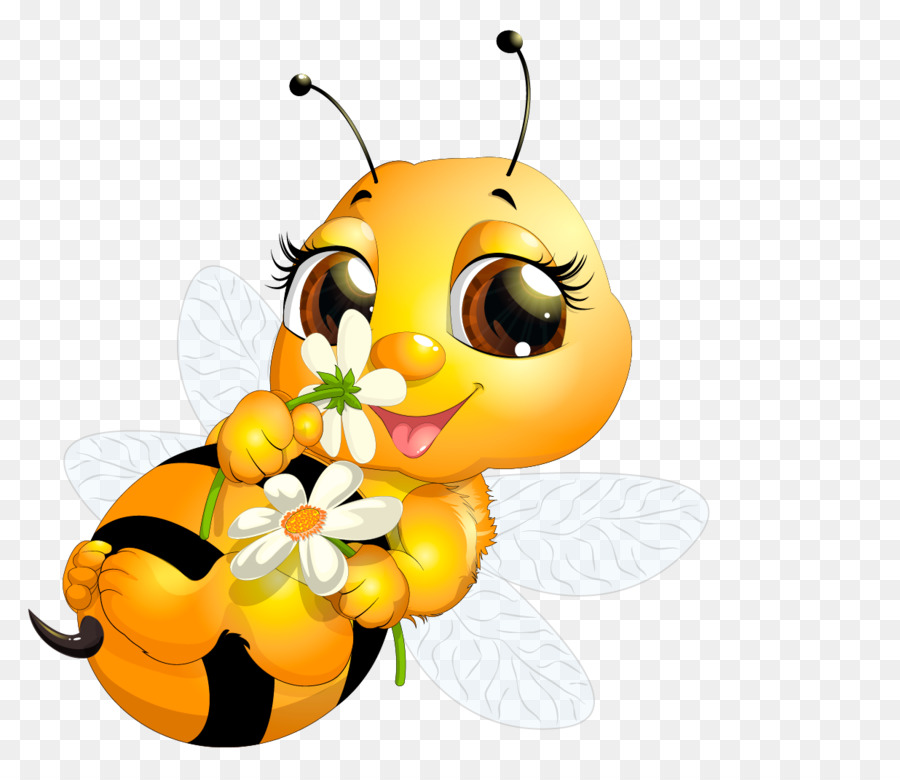 Bee Cute PNG - 156486