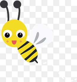 Bee Cute PNG - 156473