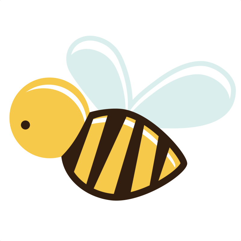 Cartoon Bee PNG - Bee Free PNG