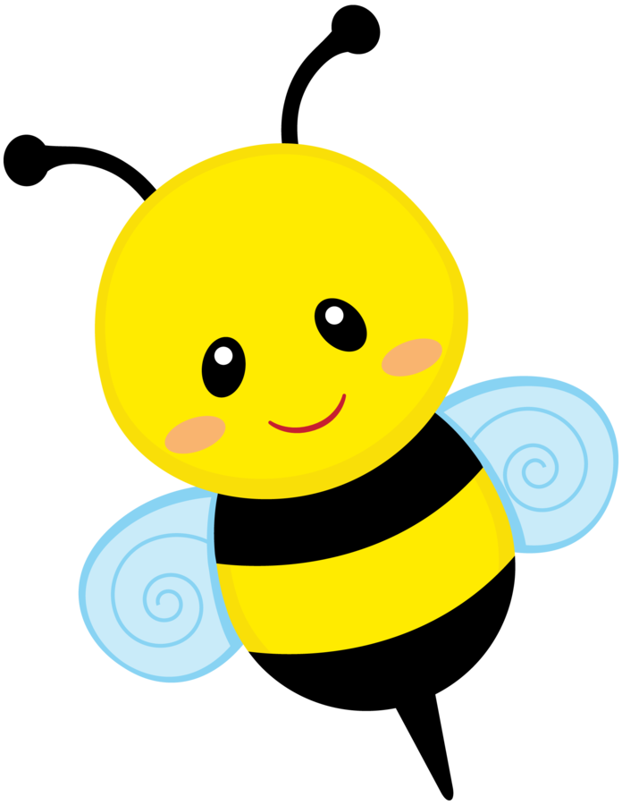 Free Bumble Bee Clipart of Clip art bumble bee image for your personal  projects, presentations or web designs. - Bee Free PNG