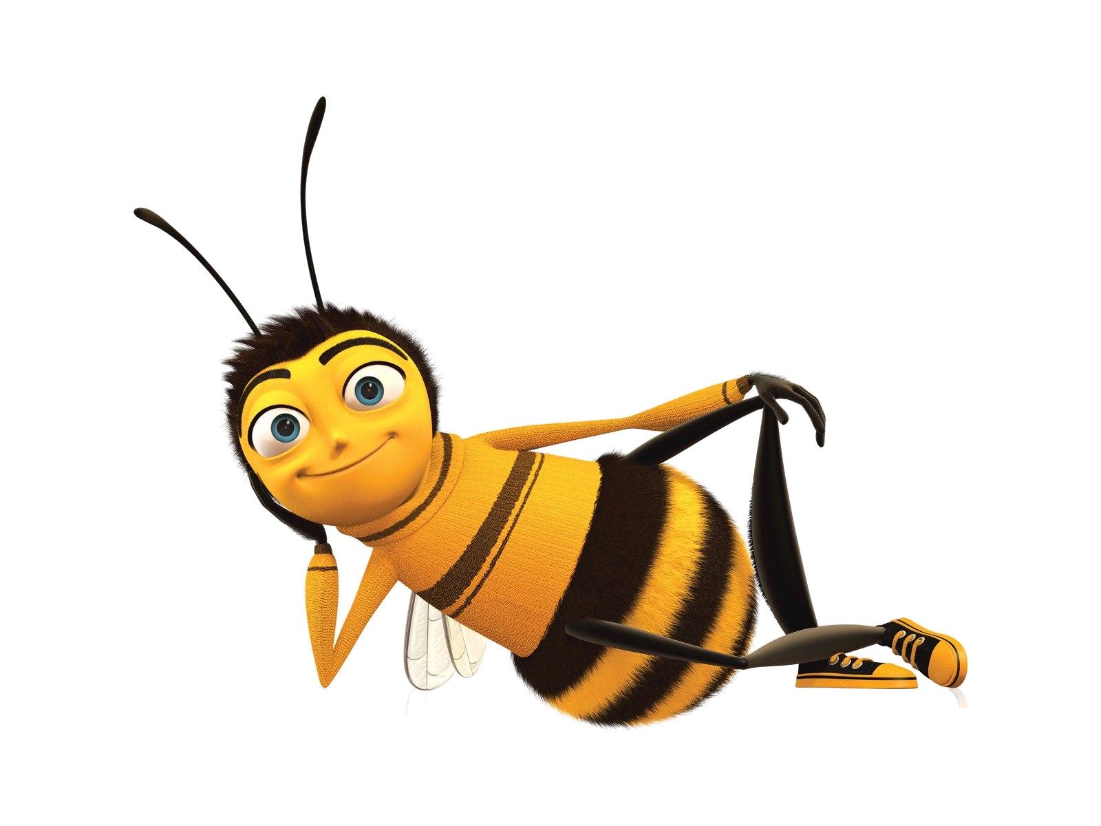 Bee PNG - 9118