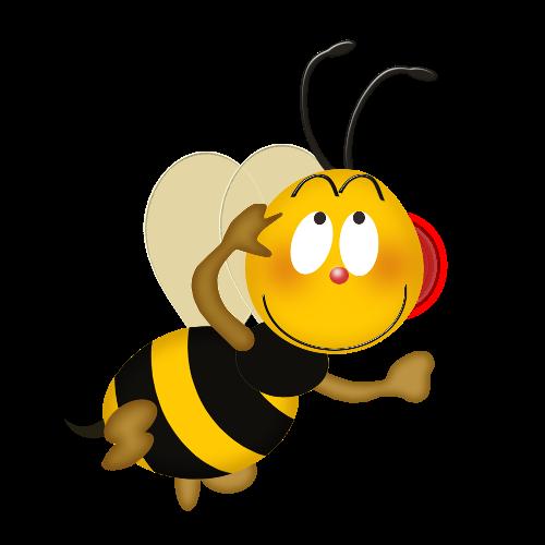 Bee PNG - 9131
