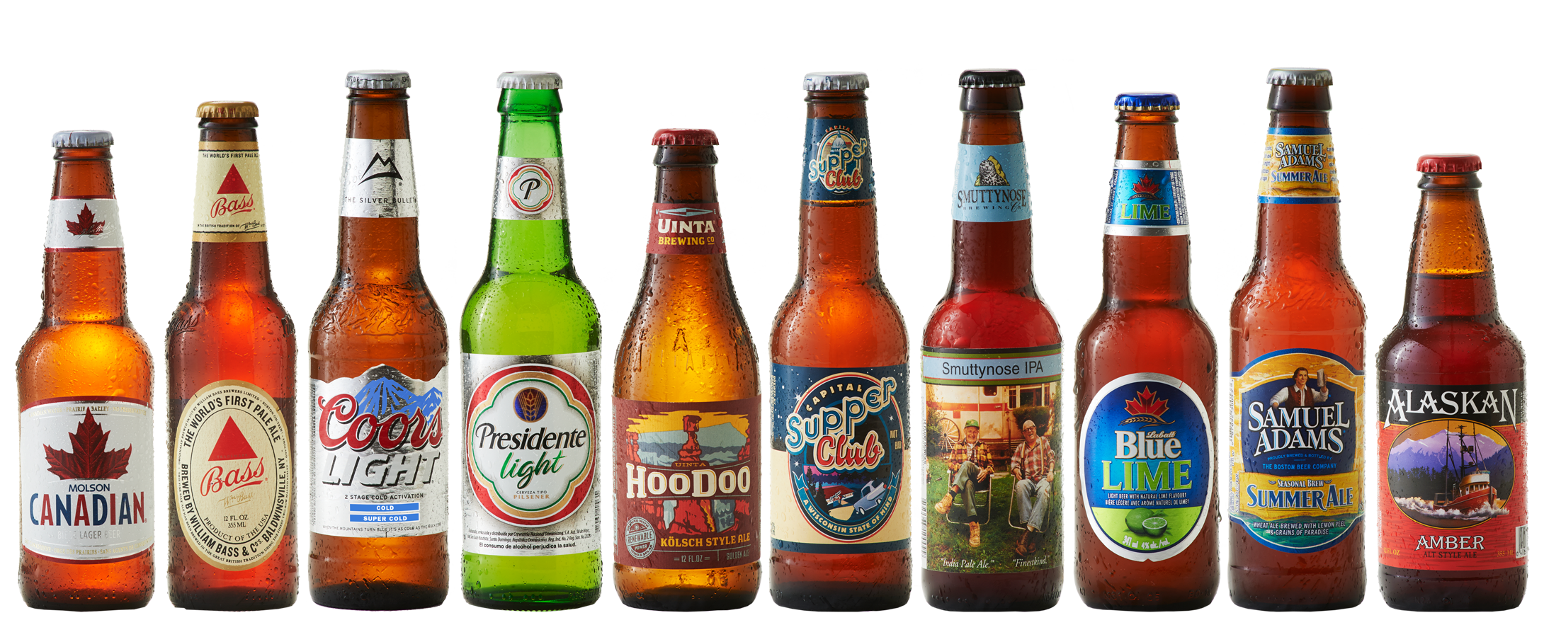 Craft Beers A Touch Of Glass
