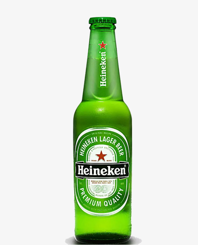 Beer bottle, Png, Free Buckle Material, Vector PNG Image - Beer Bottle PNG HD
