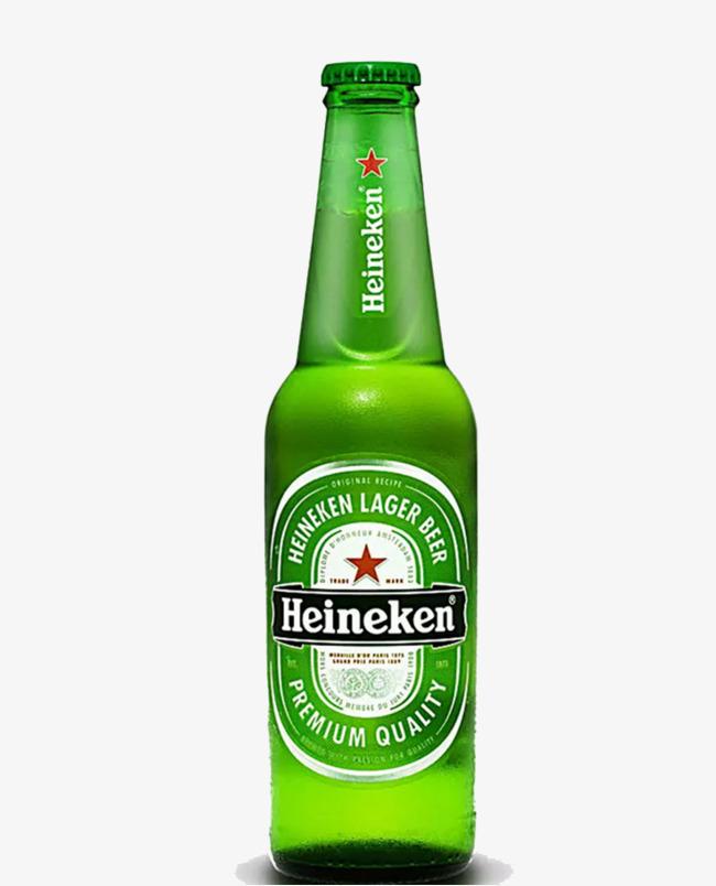 Beer bottle, Png, Free Buckle Material, Vector PNG Image - Beer Bottle PNG HD