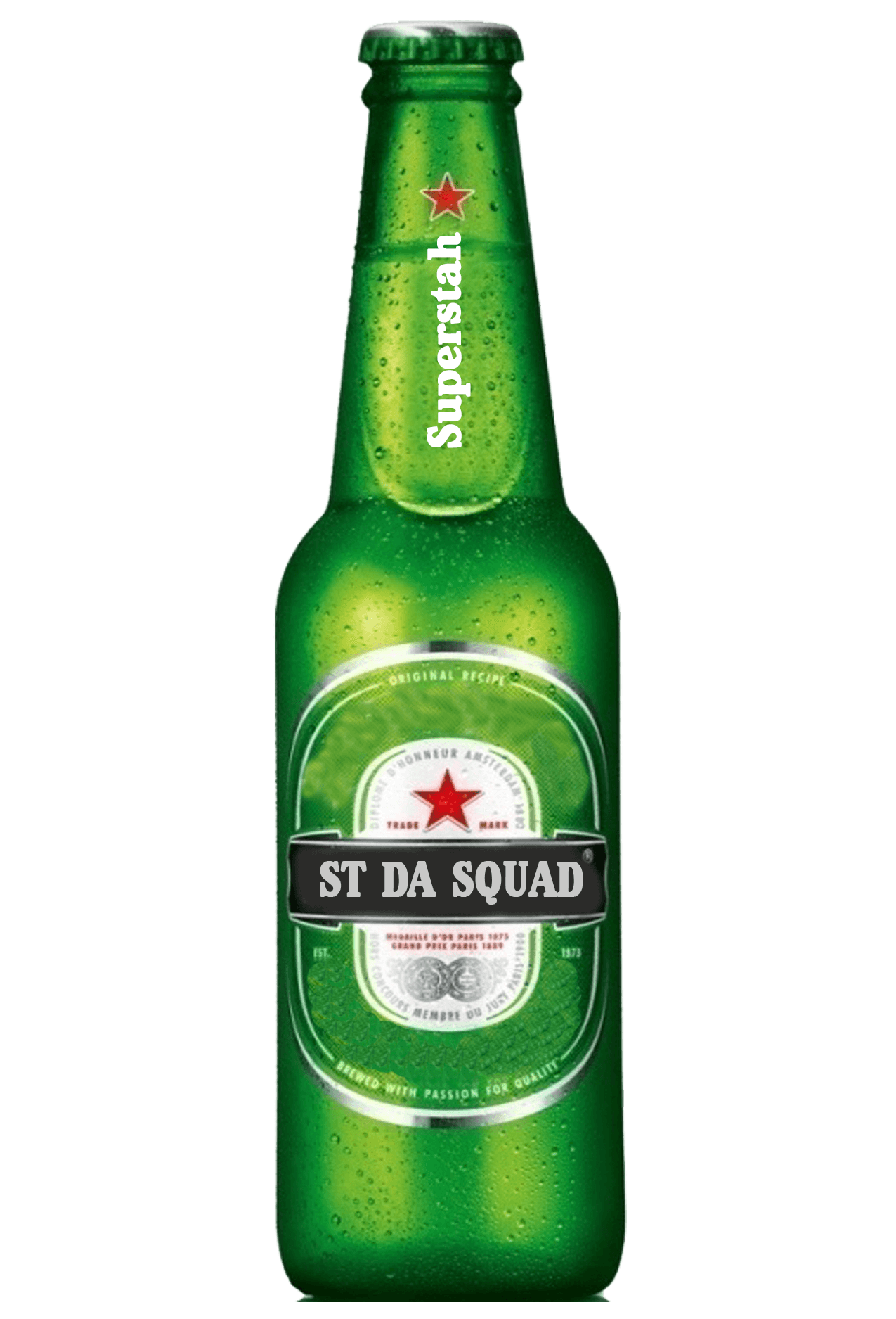 Beer Bottle PNG HD