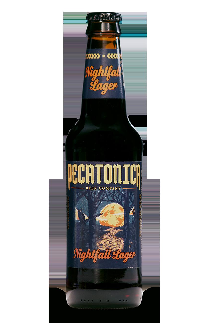 Nightfall-Beer-Bottle - Beer Bottle PNG HD