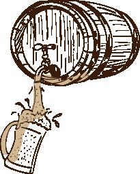 Beer Keg PNG - 46966