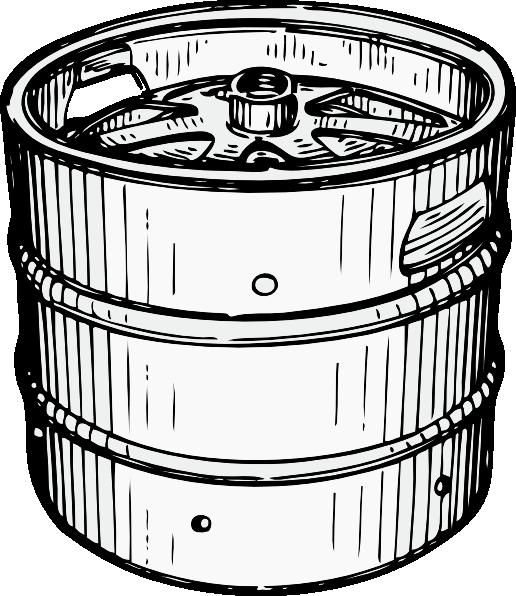 Beer Keg PNG - 46960