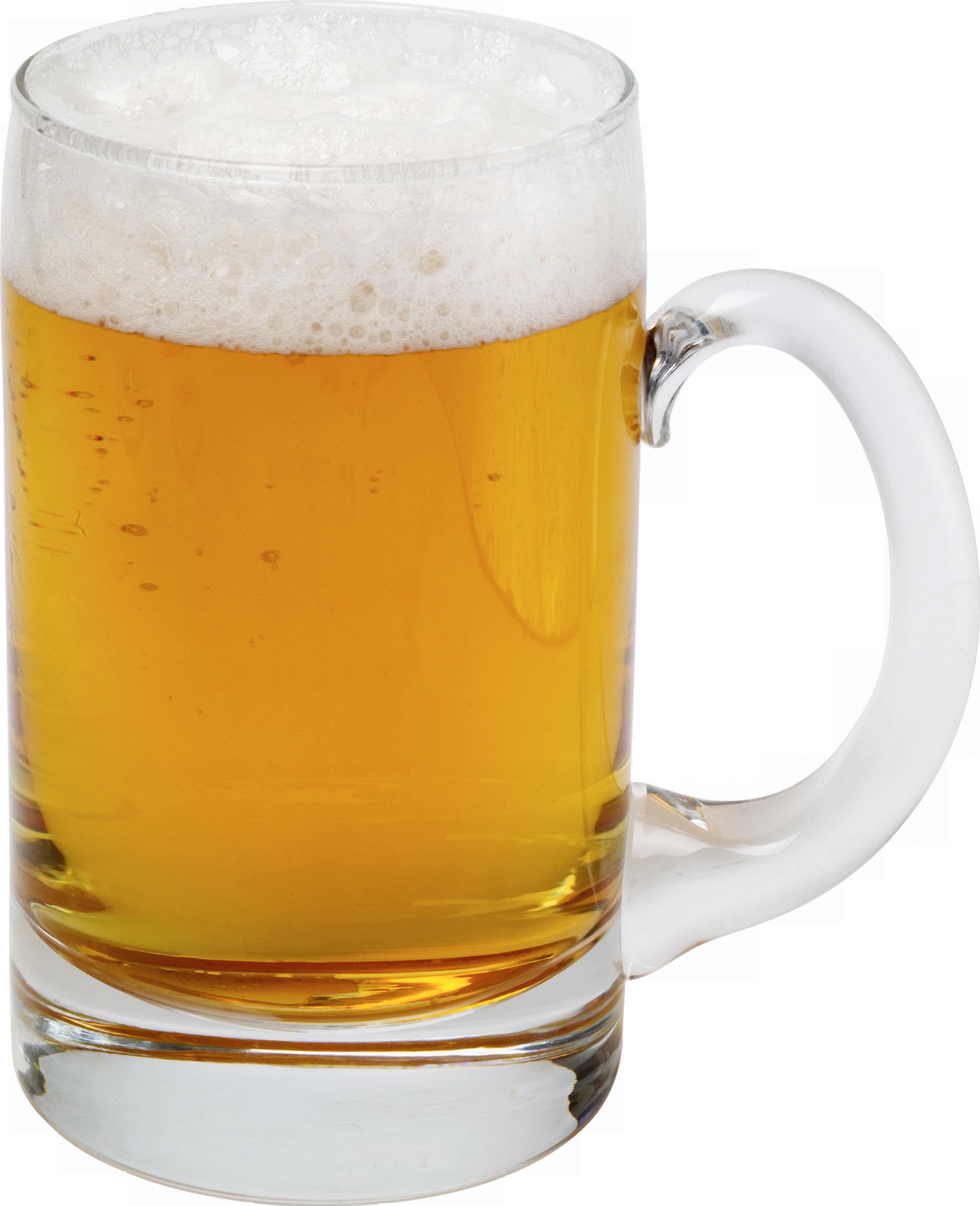 pint beer PNG image - Beer Mug PNG