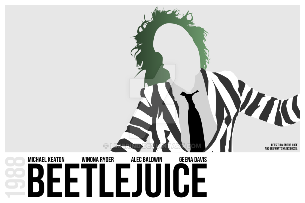 Beetlejuice by ChemicallyUnde