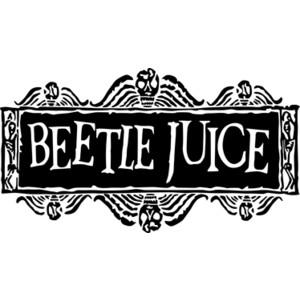 Vinilo decorativo Beetlejuice logo - Beetlejuice Vector PNG