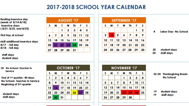 Calendar approval sets school year start at Aug. 24 - Beginning Of School Year PNG