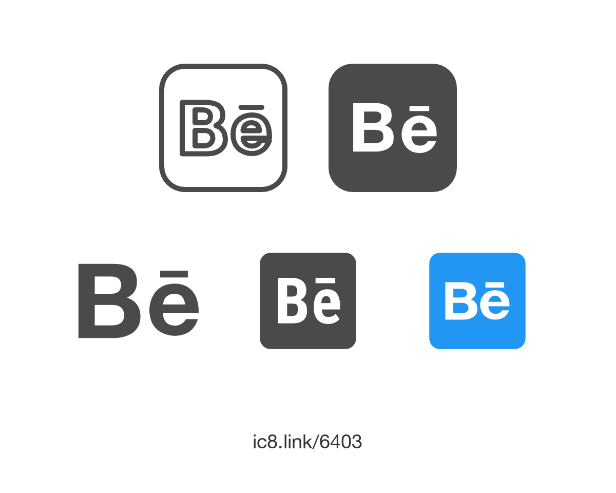Behance Icon - Behance Vector PNG