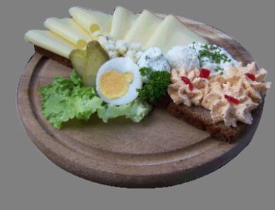 Belegtes Brot. Käsebrot - Belegtes Brot PNG