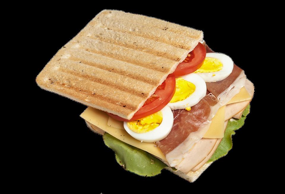 sandwich brot belegtes brot snack knäckebrot eier - Belegtes Brot PNG