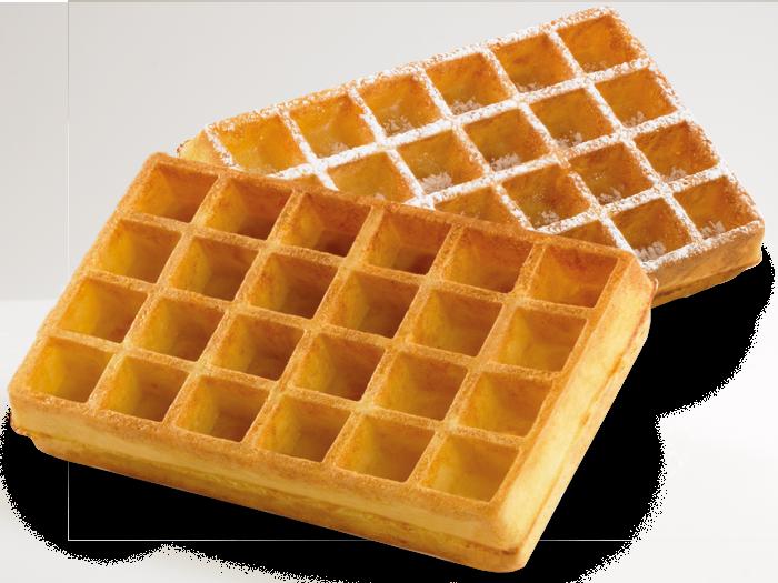 Belgian Waffles PNG - 54165