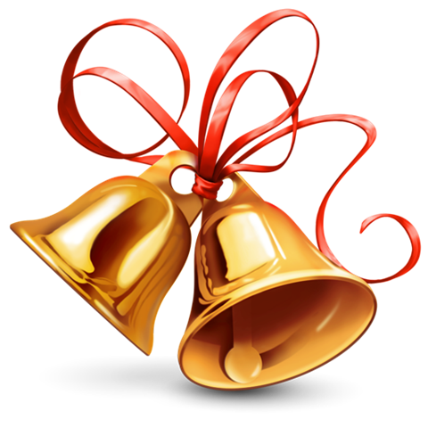 Bell - Christmas PNG