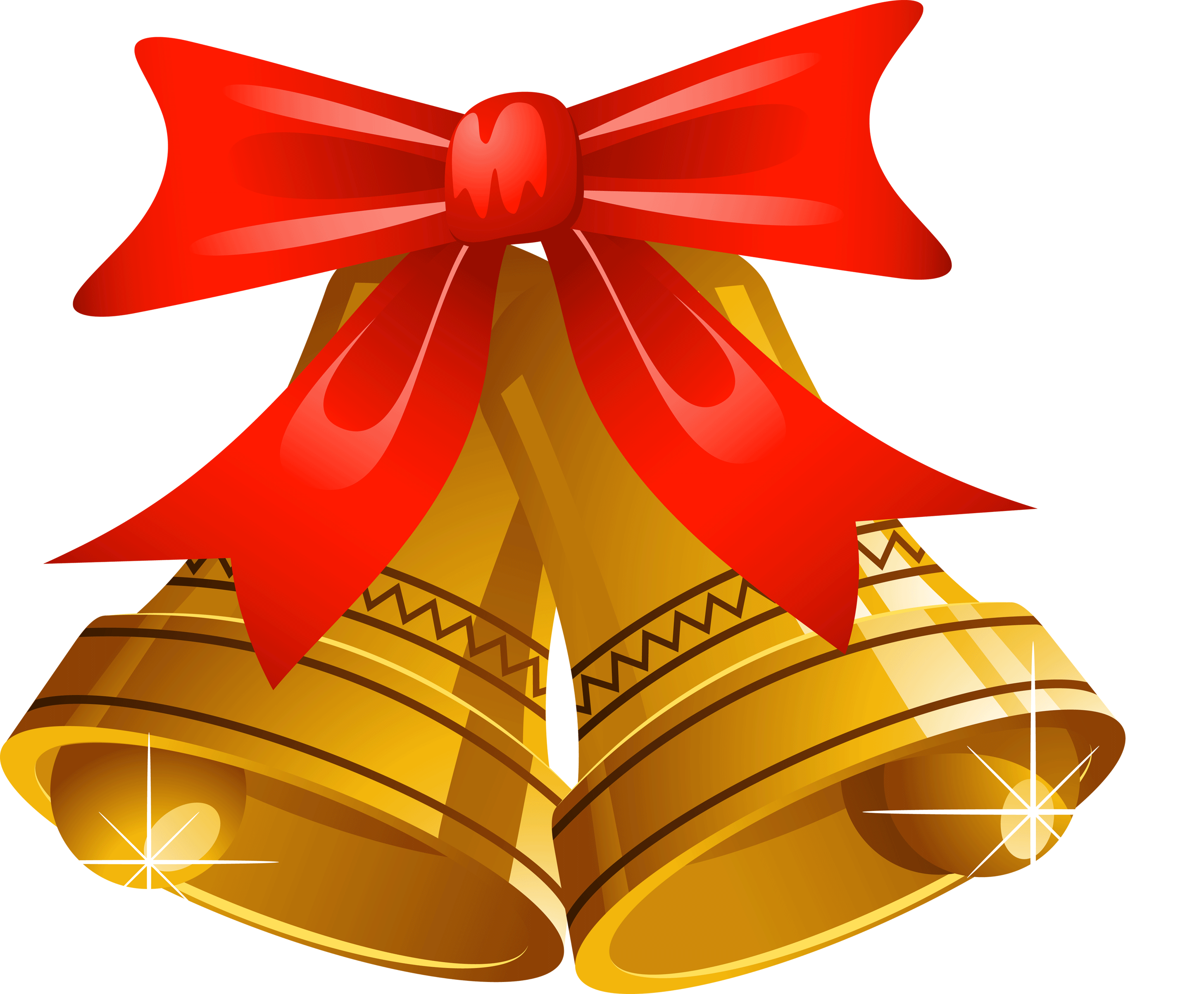 Christmas Bell HD PNG picture