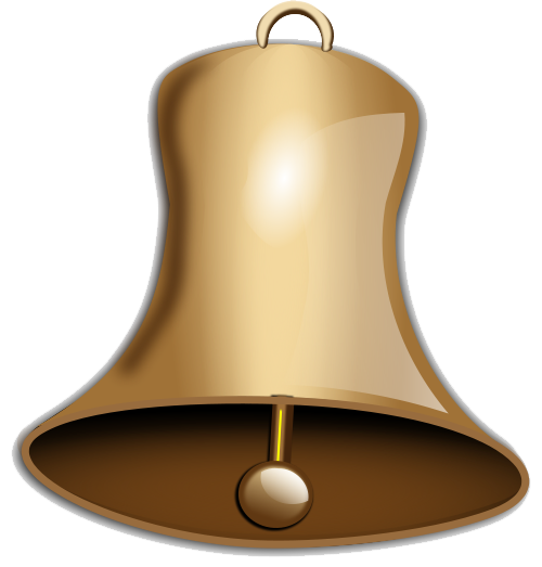 Bell PNG - 23315