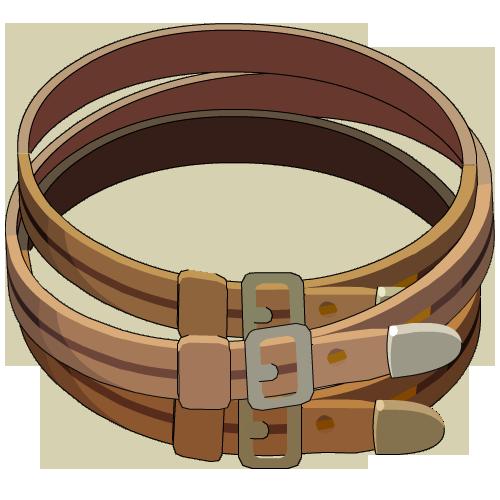 Dazzling Belt.png - Belt PNG
