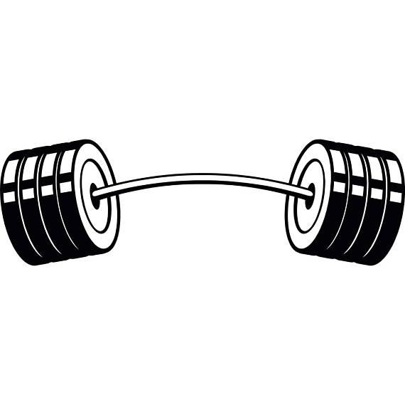 bent barbell png transparent bent barbell png images weightlifting clipart weight lifting clip art women