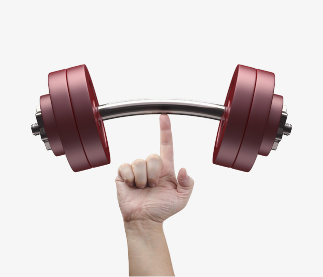 Bent Barbell PNG - 155621